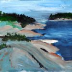 En Plein Air - Georgian Bay