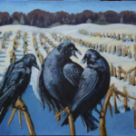 3 Crows 2018 (private collection)