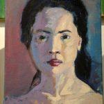 Portrait Study 1, 2018