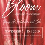 2019 - Fringe Gallery, London, Ontario -Bloom - Celebrating the Nude