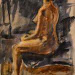 Life Drawing - nude -2018