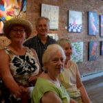 Artists, 2nd Ave Gallery 2019 - Painting the Nude Exhibition