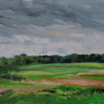 Across the Field (private collection)