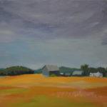 Farm Near Hockley 2014 En Plein Air (private collection)