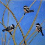 3 Chickadees 2015