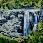 Eugenia Falls 2018 (private collection)