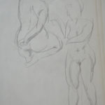 Life Drawing - nude -2019