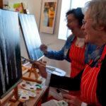 Teaching Art, 2018