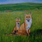 Fox and Phlox, 2019