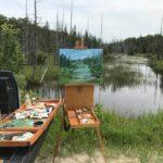 river_painting_setup